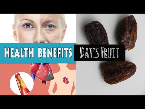 Eat 3 Dates Daily and See What Happen to Your Skin, Hair and Health