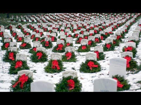 Christmas Wreath Shortage for Veterans