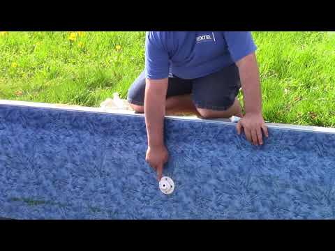 Pool Opening 2018, Part 2 - Removing The Plugs And Installing The Jets