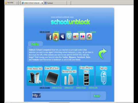 How To Unblock School Websites