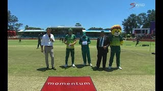 South Africa vs Pakistan | 2nd ODI | Match Build-up