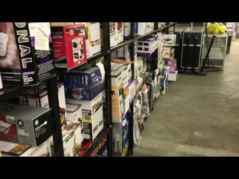 DEPARTMENT STORE INVENTORY AUCTION - SURREY, BC