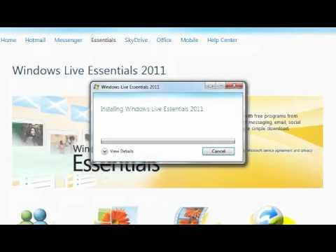 windows live essential 2011