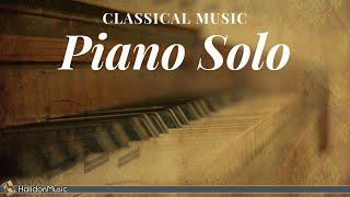Piano Solo - Classical Music