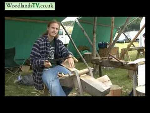 How to make Wood Shingles using hand tools