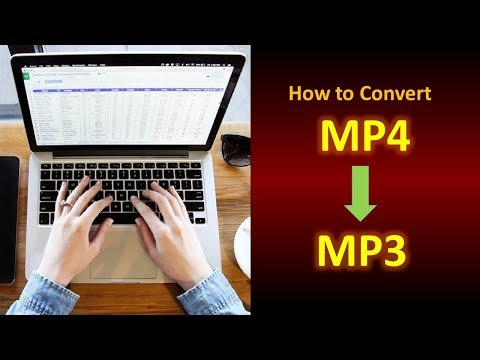 How to convert MP4 to MP3 | VLC Media Player