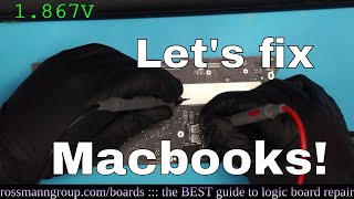How to fix a Macbook that won