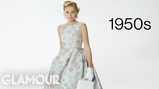 100 Years Of Dresses   Glamour