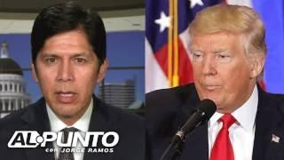 ¿Puede California bloquear las deportaciones que quiere hacer Donald Trump?