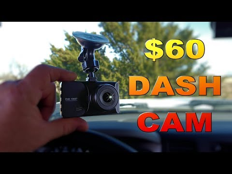 🚗 Review: Is a $60 Dash Cam Good? 3 Camera Comparison and testing of the WholeV DVR Car HD Recorder