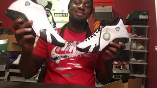 competitive price b7ea6 ce808 AIR JORDAN 14 OXIDIZED GREEN REVIEW