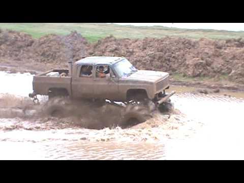 LA Mudfest Wes B