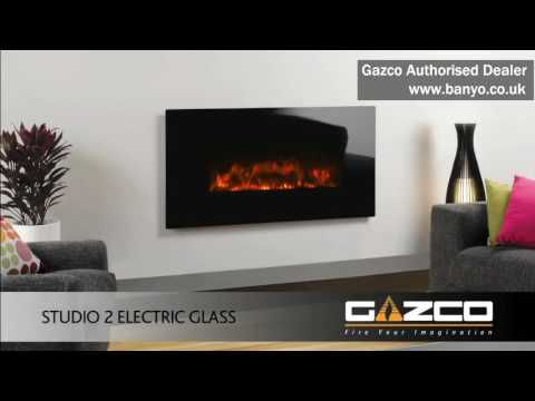 Exciting New Electric Fire Range from Gazco