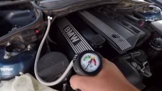 Fix A/C on vehicle that blows hot AND cold air at same time