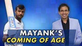 Mayank Agarwal's hunger for runs reminds me of VVS Laxman - Harsha Bhogle