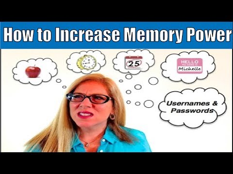 How to Improve Your Memory | How to increase memory power