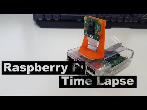 Making Time-Lapse Videos with Raspberry Pi