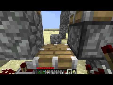 Minecraft - Piston Tutorials 1/7