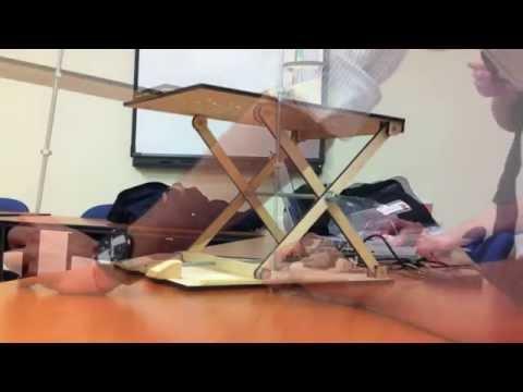 Mechanical Design Scissor Lift Project