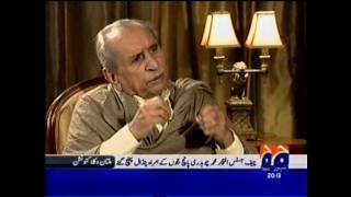 Jawab Deyh - Hakim Ali Zardari - Senior Politician Pakistan Peoples Party - by roothmens