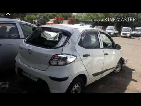 TATA CARS BEST BUIT QUALITY ACCIDENTS TIAGO
