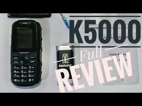 Power Bank Phone?? 5000mAh Power Bank Multi-Purpose Phone (₹1500) | Karbonn K5000