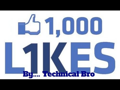How to Get Likes on Facebook 100% Perfect !!!!