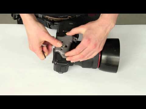 Spider Pro Camera Holster System