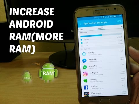 How To Get More Free RAM (Increase RAM Upto 4 GB) On Your Android Device (2016)