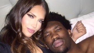 "Joel Embiid BLASTS ""Groupie Ass Hoe"" and WAGS Star Olivia Pierson Over Instagram Photo"