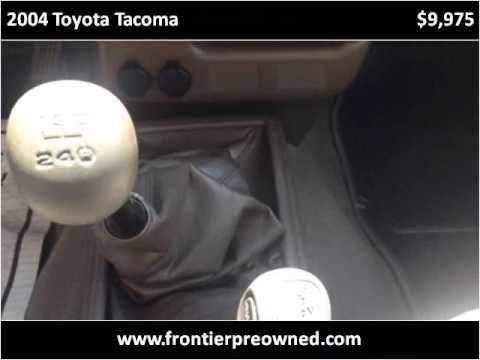 2004 Toyota Tacoma Used Cars Lebanon PA