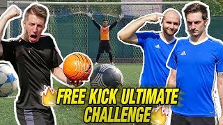 Free Kick CHALLENGE - Just Rohn Salverà Ancora ZAPINHO??