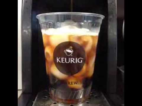 French Vanilla Iced Coffee by Keurig®