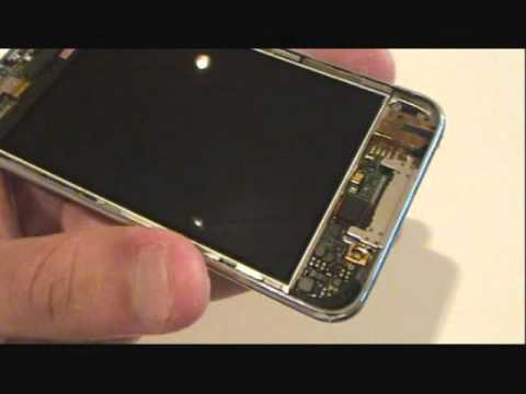 iPod Touch 2nd 3rd Gen Headphone Jack Replacement Tutorial | GadgetMenders.com