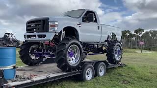 Pun's Mega Truck Debut