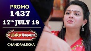 Chandralekha Promo | Episode 1437 | Shwetha | Dhanush | Nagasri | Arun | Shyam