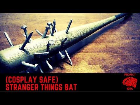 MAKE A COSPLAY SAFE DEMOGORGON BAT