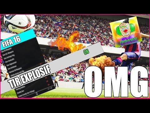 UN MOD MENU SUR FIFA 16 ?