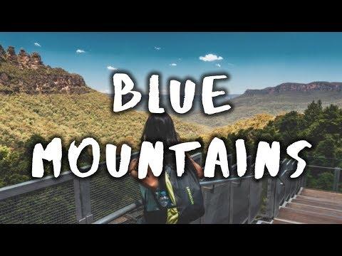 Blue Mountains  - Australia — Travel Vlog - 4K