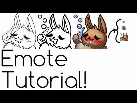 Emote Tutorial [Clip Studio Paint]