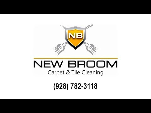NEW BROOM CARPET, TILE & BLIND CLEANING