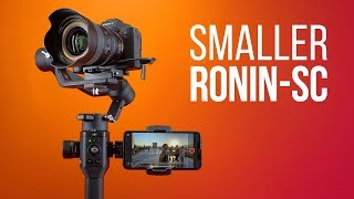 DJI Ronin SC — Small and Mighty [4K]