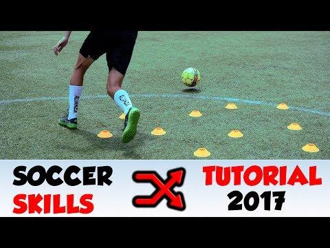 Soccer Skills 2017 Tutorial