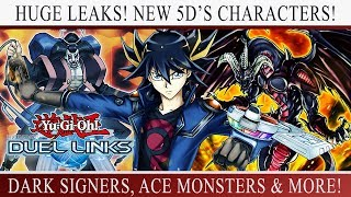 Yu-Gi-Oh! Duel Links] 5D'S WORLD RELEASE DATE! UPCOMING UPDATES FOR