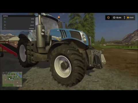 FS17 - Cleaning animals