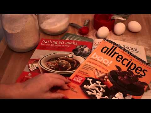 Unlock New Recipes Every Month With AllRecipes Magazine and Blippar