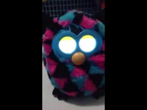 Furby Boom - jolly personality