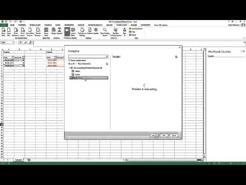 Power Query: Consolidate All Tables In A Workbook At Once