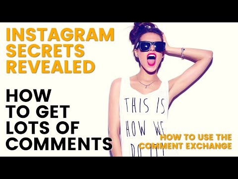 How to get more comments on Instagram! Instagram Engagement Tutorial for more Instagram Followers