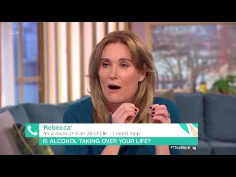 I'm a Mum and an Alcoholic - I Need Help | This Morning